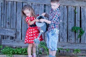 couple, boy and girl