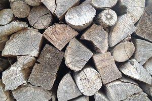 Dry Woodpile