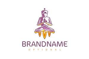 Robot Meditation Logo