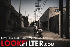 Limited Lightroom Preset - Vitalogy