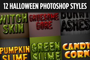 30% OFF - Halloween Styles Pack 1