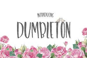 Dumbleton Font