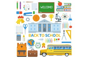 Back to School Big Set