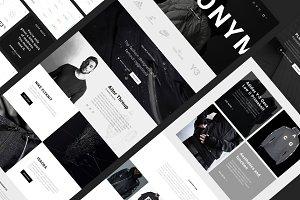 Moloko UI Kit | Free Sample Inside