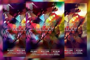 Dark Melody Flyer