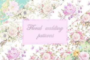 5 wedding patterns