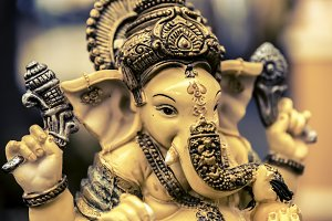 Ganesh Hinduism Elephant God