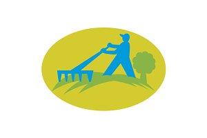 Gardener Landscaper Farmer With