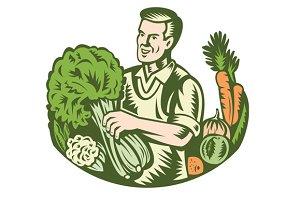 Organic Farmer Green Grocer