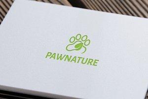 Pawnature Logo