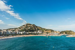 Blanes beach - Costa Brava