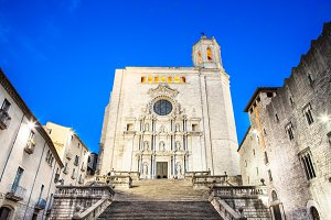 Girona scene