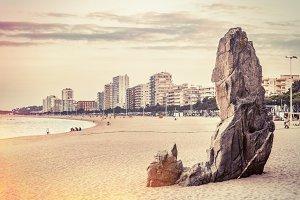Platja dAro beach