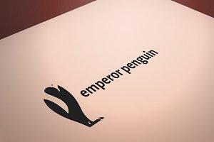 Emperor Penguin Logo