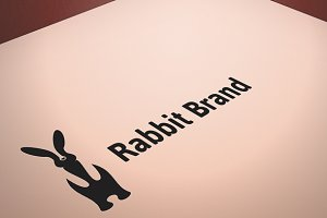 Rabbit Brand Logo