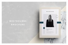 A4 InDesign template