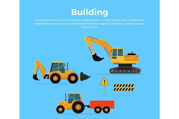 Building Concept Banner
