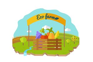 Eco Farm Conceptual