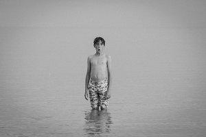 summertime boy