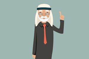 Arab Smiling