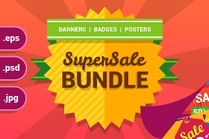 Sale and special offer bundle