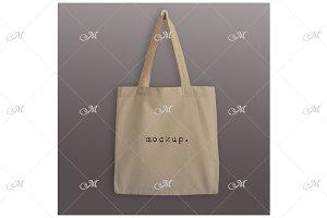 Eco tote bag Mockup #2