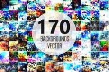 Vector Backgrounds Bundle