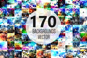 Vector Backgrounds Bundle