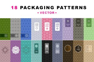 18 packaging patterns