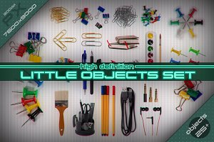 Little Objects [HD set]