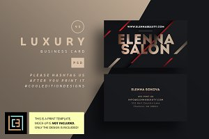 Luxury - Business Card 95