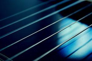 acoustic guitar cords