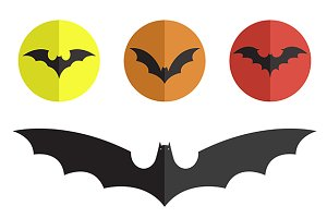 Vector group of bat.