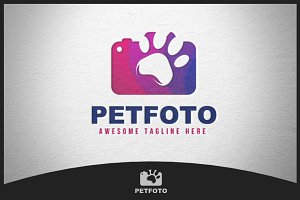 Pet Photo Logo