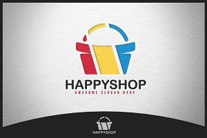 Happy Shop Logo