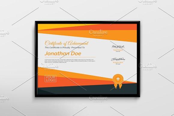 50 Certificate Templates To Design Stunning Awards
