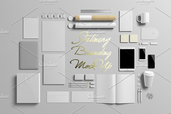 Download Stationery/Branding Mock-Up