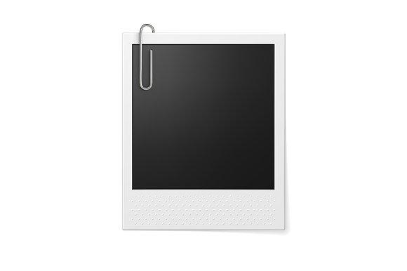 Polaroid Photo Frame ~ Illustrations ~ Creative Market