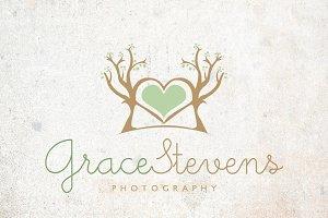 Premium Photography Premade Logo