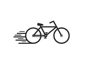 Bicycle logo.
