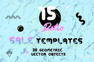 SALE flyers bundle