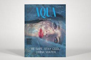 AQUA - Multipurpose Magazine