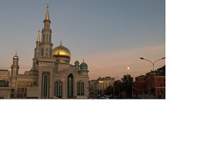 New Europe's largest mosque in Moscow