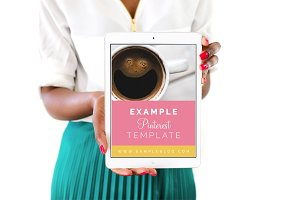 Pinterest Graphic Template #3