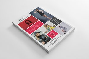 Photography Flyer Template-V341