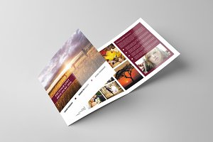 Trifold Photography Brochure -V567