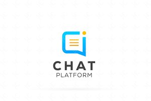 I Chat Logo