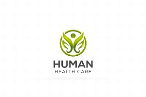 Healthy Wellness Logo