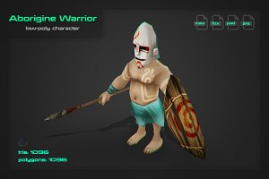 Aborigine Warrior
