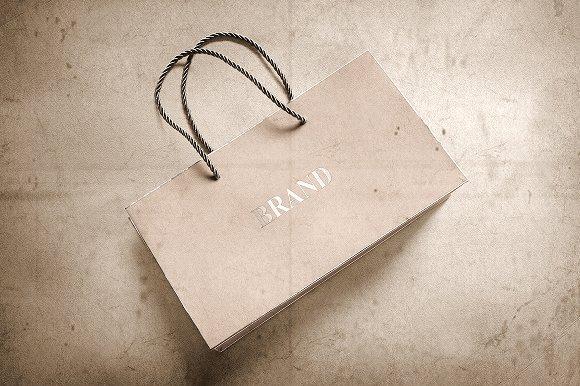 Download Paper Bags Mock-ups